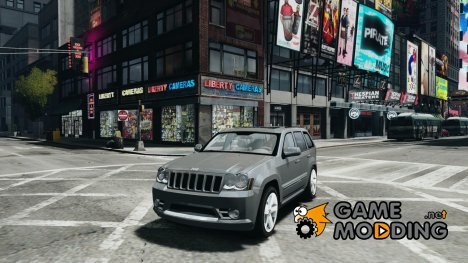 Jeep Grand Cherokee SRT8 для GTA 4