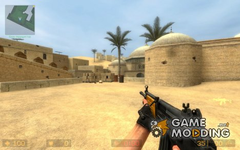 HD galil для Counter-Strike Source