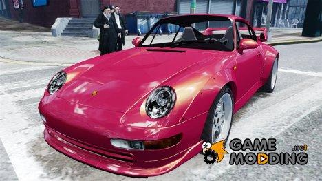 Porsche 911(993) GT2 1995 для GTA 4