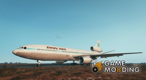 McDonnell Douglas DC-10-30 for GTA 5