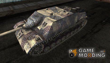 Шкурка для JagdPz IV для World of Tanks