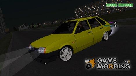ВАЗ 2109 Light Tuning for GTA San Andreas