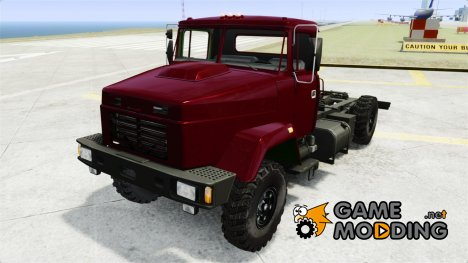Краз 5133 for GTA 4