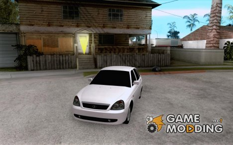 ВАЗ 2170 Хетчбэк for GTA San Andreas