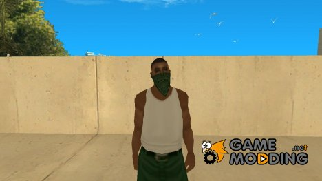 Skin Nigga for GTA San Andreas