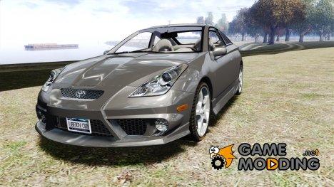 Toyota Celica for GTA 4