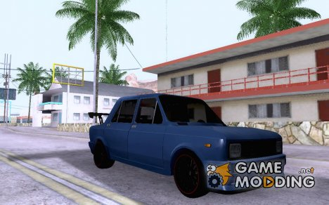 Zastava 128 Tuning for GTA San Andreas
