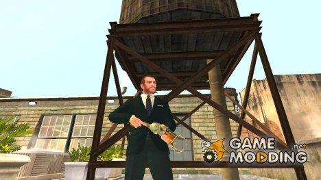 Gravity Gun для GTA 4