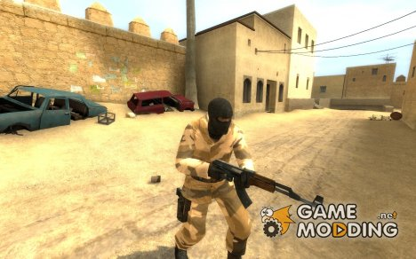 Desert Arctic for Counter-Strike Source