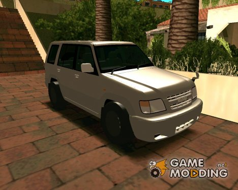 Isuzu Bighorn for GTA San Andreas