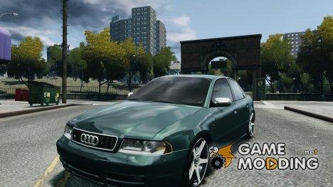 Audi S4 для GTA 4