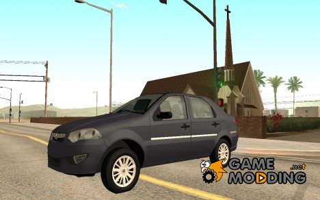 Fiat Siena EL 2013 for GTA San Andreas