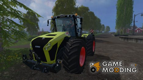 Claas Xerion 4500 for Farming Simulator 2015