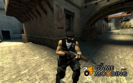 SPETSNAZ guerilla for Counter-Strike Source
