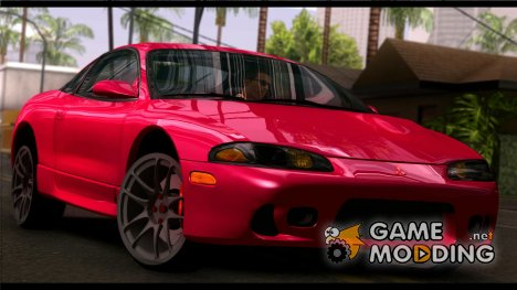 Mitsubishi Eclipce 1999 для GTA San Andreas