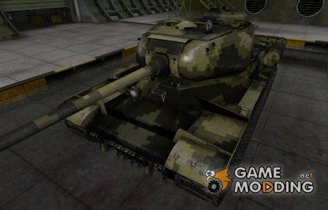 Камуфлированный скин для ИС for World of Tanks