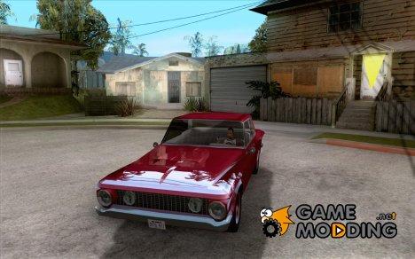 Plymouth Savoy 1962 для GTA San Andreas