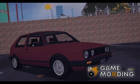 Volkswagen Golf II GTI Low-Spec for GTA 3