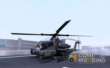 AH-1Z Viper for GTA San Andreas