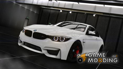 2015 BMW M4 F82 for GTA 4