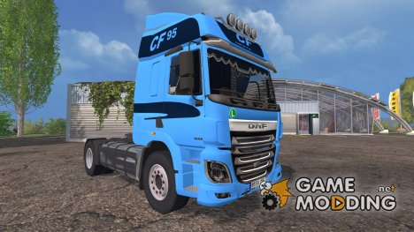 DAF CF 95 for Farming Simulator 2015