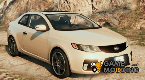 Kia Forte Koup SX BETA for GTA 5