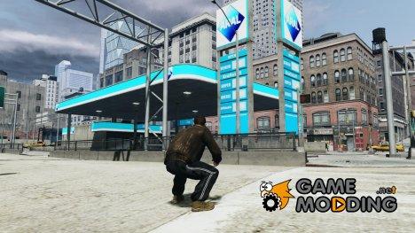 Aral Tankstelle для GTA 4