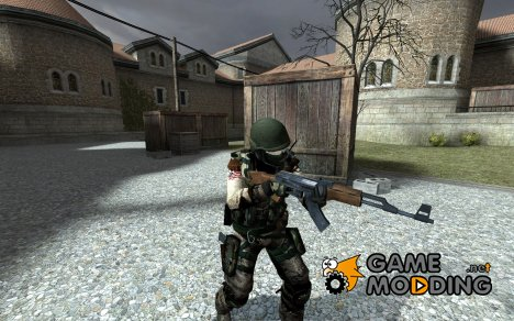 Sd Usmc Military Forces для Counter-Strike Source