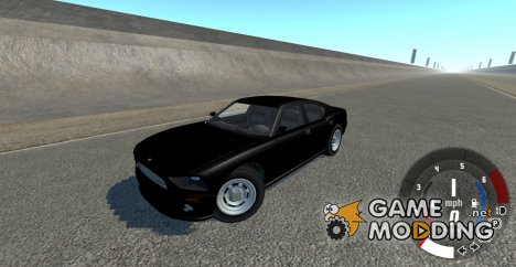 GTA IV Bravado Buffalo for BeamNG.Drive