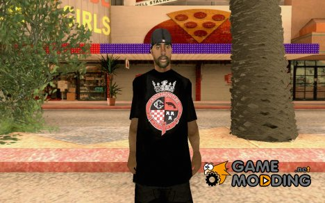 HipHop over Bitches for GTA San Andreas