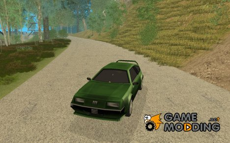 Deluxo for GTA San Andreas
