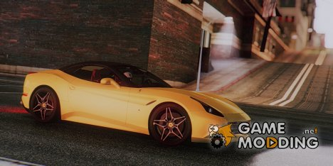 Ferrari California T для GTA San Andreas