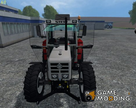 Steyr 8090a Turbo SK2 Electronic for Farming Simulator 2015