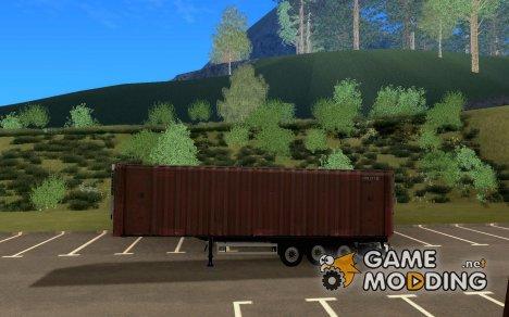 Новый прицеп for GTA San Andreas