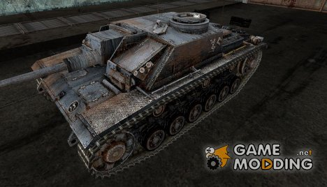 StuG III 11 for World of Tanks