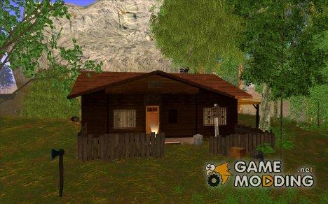 Дом охотника v3.0 Final для GTA San Andreas