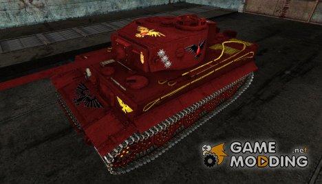 PzKpfw VI Tiger Akaky for World of Tanks