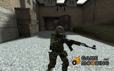 Marpat CT for Counter-Strike Source
