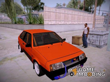 ВАЗ 2108 Драг for GTA San Andreas