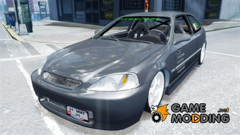 Honda Civic EK9 for GTA 4