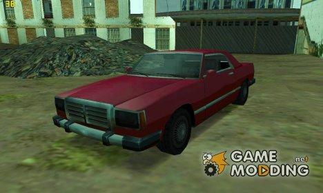 Feltzer с крышей for GTA San Andreas