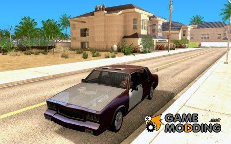 Тахома с тюнингом для GTA San Andreas