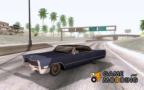 1967 Cadillac DeVille Lowrider for GTA San Andreas
