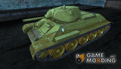 Т-34 Донской казак для World of Tanks