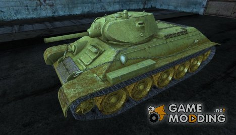 Т-34 Донской казак for World of Tanks
