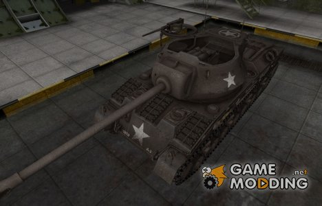 Исторический камуфляж T28 Prototype for World of Tanks