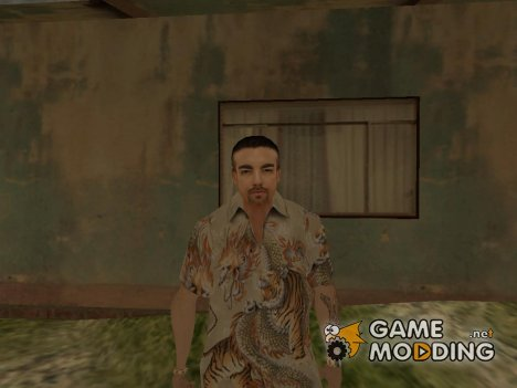 Скин из GTA 4 v61 for GTA San Andreas
