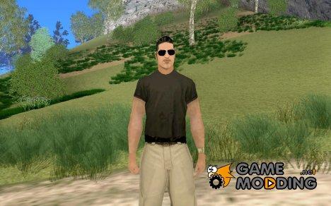Новый скин мафии for GTA San Andreas