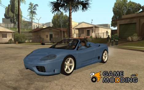 Ferrari 360 Modena V1.3 for GTA San Andreas