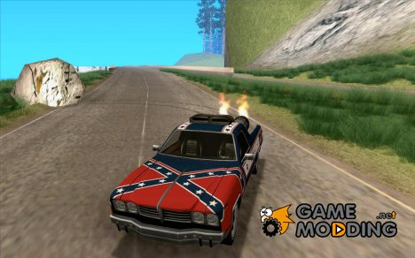 Trailblazer from FlatOut2 для GTA San Andreas